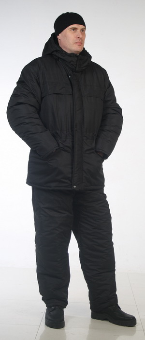 Куртка утепленная ВОХР