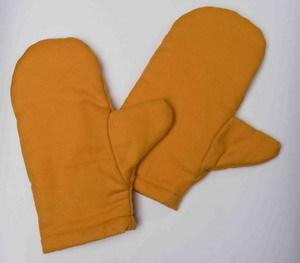 Рукавицы из ткани «Stop-Fire», утепленные